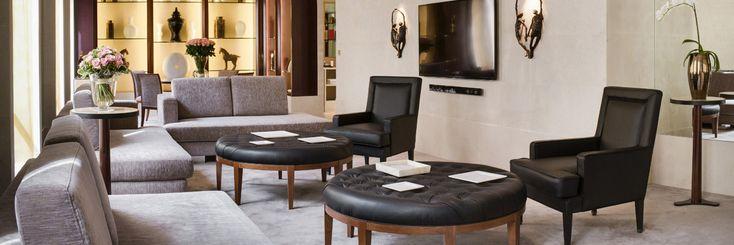Ambassador Suite - Park Hyatt Paris-Vendome - Japan & Luxury Travel Advisor – luxurytraveltojapan.com - #Luxuryhotels
