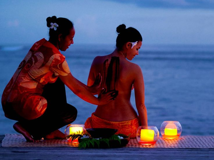 Treat yourself to a little extra relaxation. Sinalei Reef Resort & Spa, Samoa  www.islandescapes.com.au