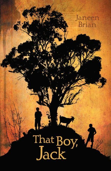 Read about the book: That Boy, Jack - 'Will Jack have the courage to follow his heart or will he keep his promise to his best friend? An evocative historical novel set in 1870s South Australia.'