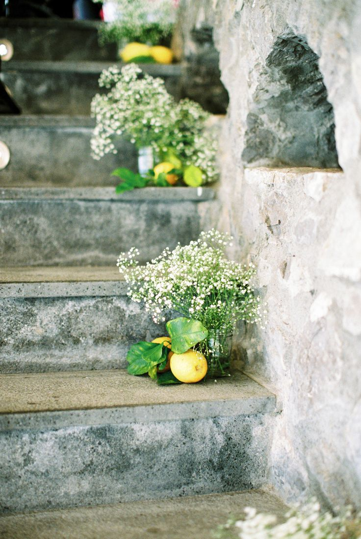 Positano, Italy Destination Wedding  Read more - http://www.stylemepretty.com/destination-weddings/2014/01/07/positano-italy-destination-wedding/
