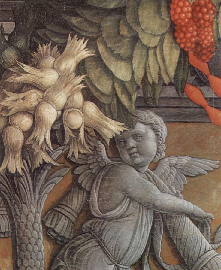 Andrea Mantegna, San Zeno altarpiece, Verona, 1457-59