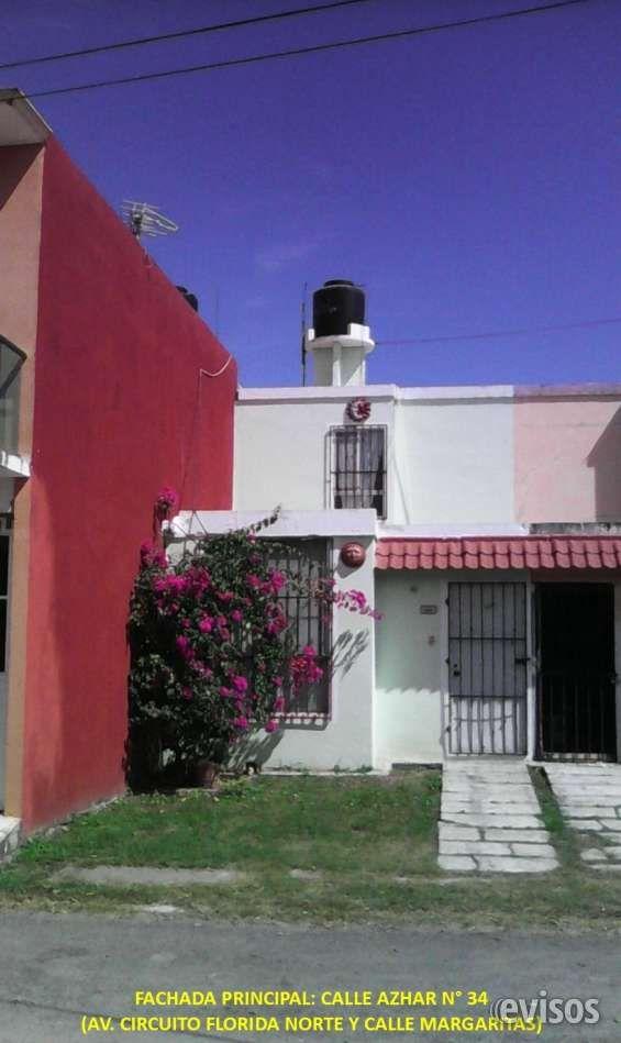 VIVIENDA EXCELENTE CALLE AZHAR, FRACC LA FLORIDA, VERACRUZ VER.  HERMOSA VIVIENDA CON EXCELENTE UBICACIÓN / DIREC ..  http://veracruz-city.evisos.com.mx/vivienda-excelente-calle-azhar-fracc-la-florida-veracruz-ver-id-616617