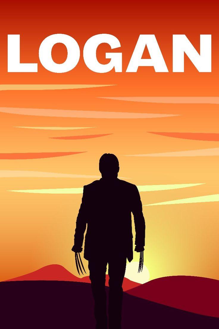 Logan | Poster #minimal #Logan