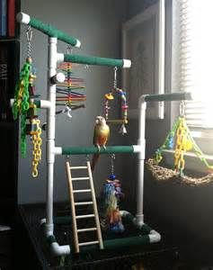 pvc parrot ladder - Yahoo Image Search Results