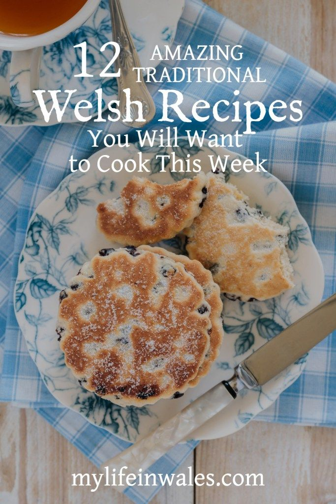 Want to cook some delicious Cawl, Welsh Rarebit, Bara Brith or Welsh Cakes? Come and discover some of the best traditional Welsh recipes.