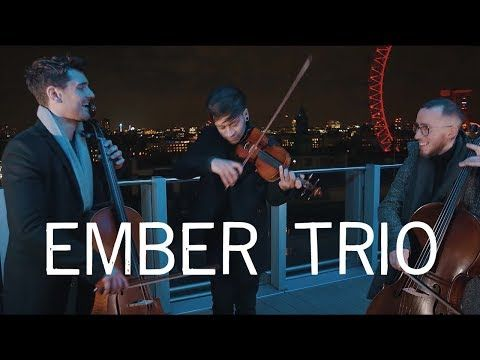 Ember Trio - Hip Hop Medley Violin and Cello Cover - YouTube