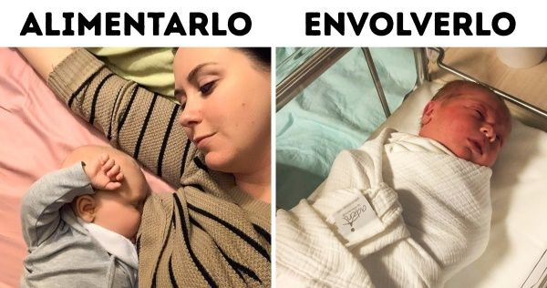 10 Técnicas Sencillas Para Calmar El Llanto De Un Bebé Bebe 9 Meses Embarazo Psicologo Infantil