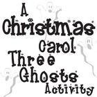 CHRISTMAS CAROL Your Ghosts Activity  NOVEL = A Christmas Carol by Charles Dickens LEVEL = middle school (junior high), high school (secondary) COMMON CORE = CCSS.ELA-Literacy.RL.1,2,3  This resource can be purchased as part of CHRISTMAS CAROL Unit Teaching Package (by Charles Dickens).