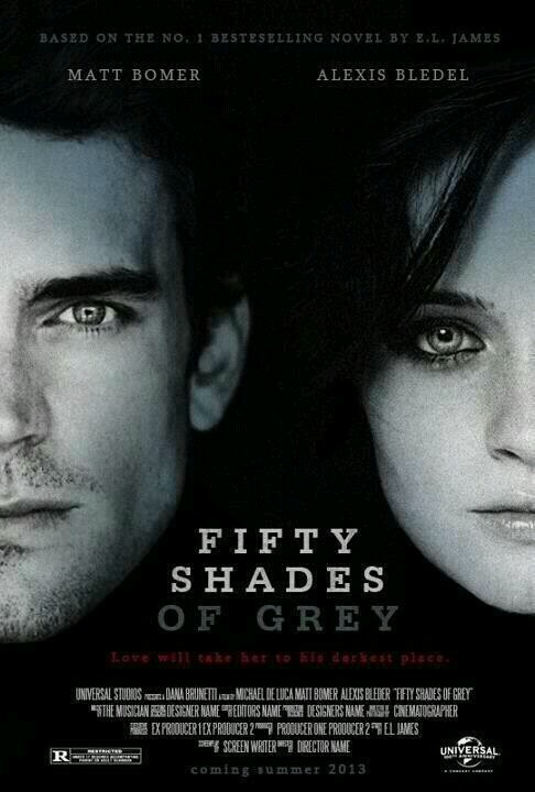 Fifty Shades Movie Coming Out Summer 2013 Omgggg