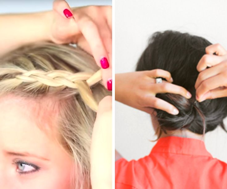 21 Easy Second-Day Hairstyles To Try