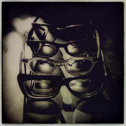 history of my glasses by susan bein