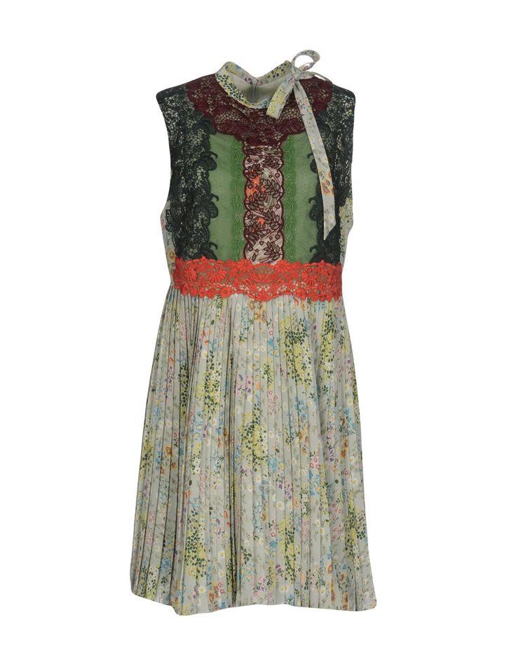 Valentino Короткое Платье Для Женщин - Короткие Платья Valentino на YOOX - 34756541PW