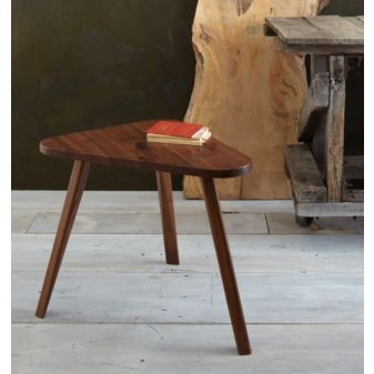 black walnut sidetable!