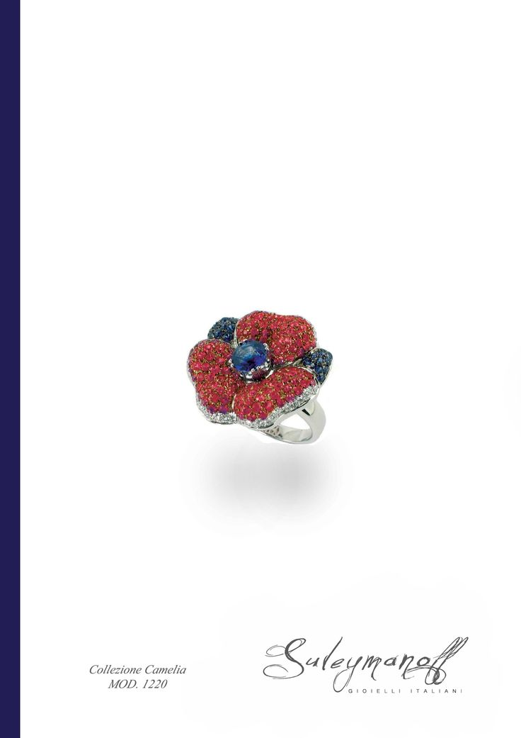 Camelia Ring