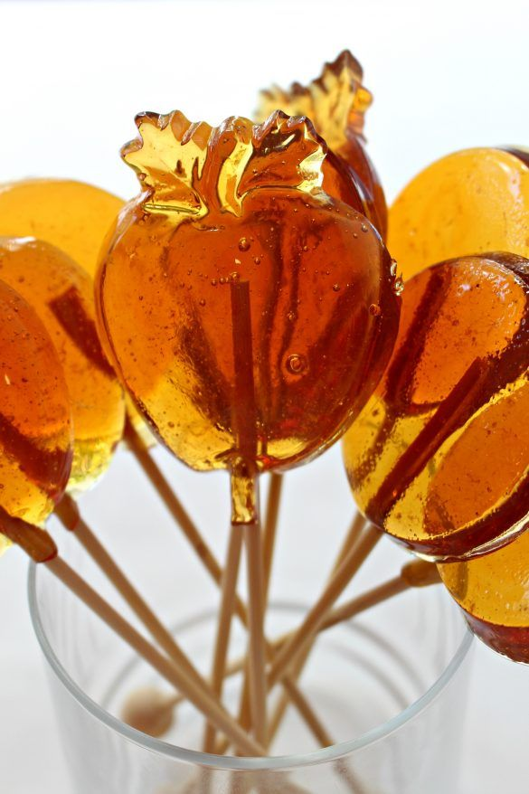 Honey Lollipops for Licking, Stirring, and Gifting are soothing honey lollipops or honey stirrers to mix into a cup of tea!