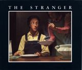 """Book: """"The Stranger"""" by Chris Van Allsburg  A beautiful story that we will probably revisit for many years to come.   (A bit above the 3-5 year old understanding, but with some prompting we were able to make a conclusion for the mystery of the plot.)"""