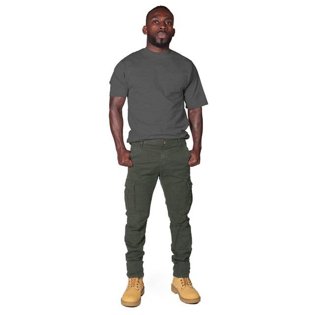 USKEES - Pantalon Cargo/Chino Homme | La Redoute
