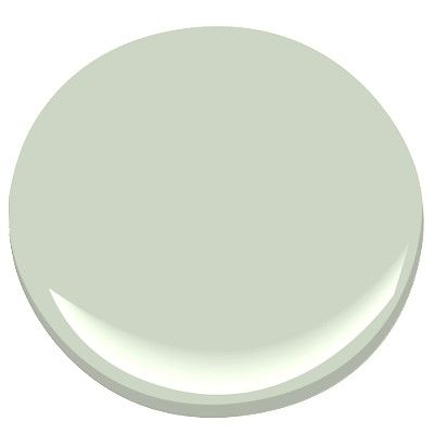 Color for downstairs guest room - parent's room -Hollingsworth Green - HC 141