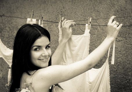 Ditch The Washing Machine: How To Hand Wash Clothes - EcoSalon | Conscious Culture and Fashion