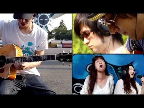 Japan Is Playing For Change Too (Sukiyaki Song) 上を向いて歩こう - YouTube