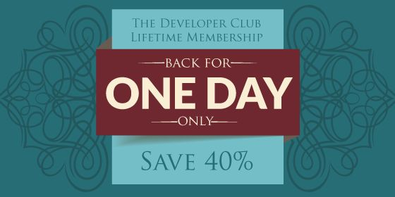 Developer Club Sale Joomlashack