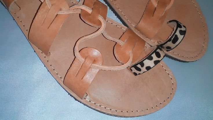 glatiator sandal by tsarouchacollection on Etsy