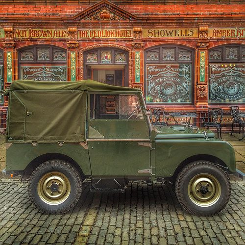 2787 Best Land Rover SERIES Images On Pinterest