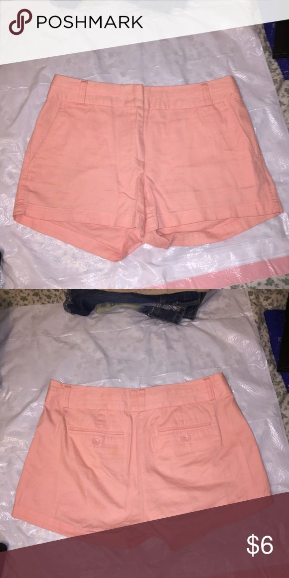 Light Pink Shorts Light pink shorts Forever 21 Shorts