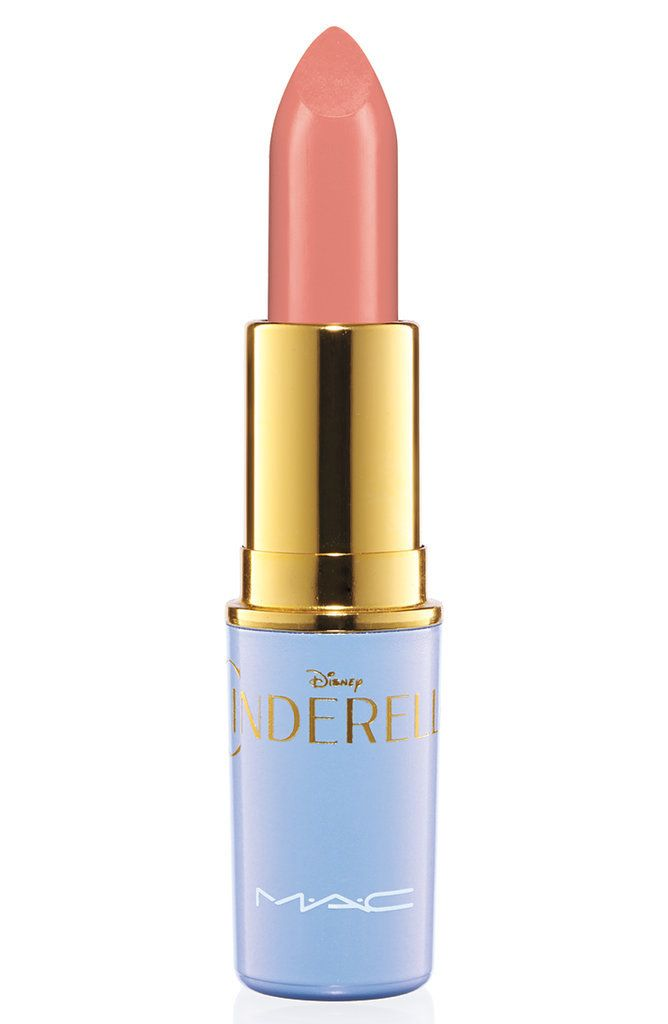 Shop the @MACCosmetics x Cinderella makeup collection including this lipstick in Royal Ball ($18)