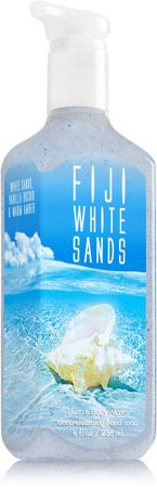 Fiji White Sands Deep Cleansing Hand Soap - Soap/Sanitizer - Bath & Body Works