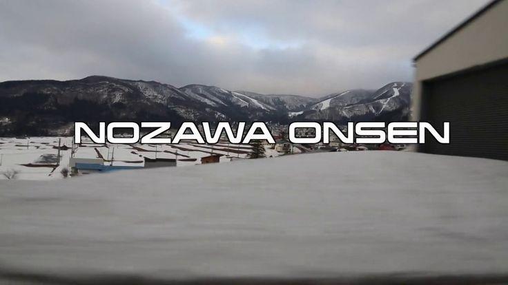 Cool video - Things to do in Nozawa Onsen
