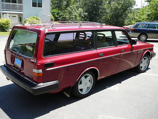 Volvo 245 Gle With Hydra Turbo Wheels Volvo And Such