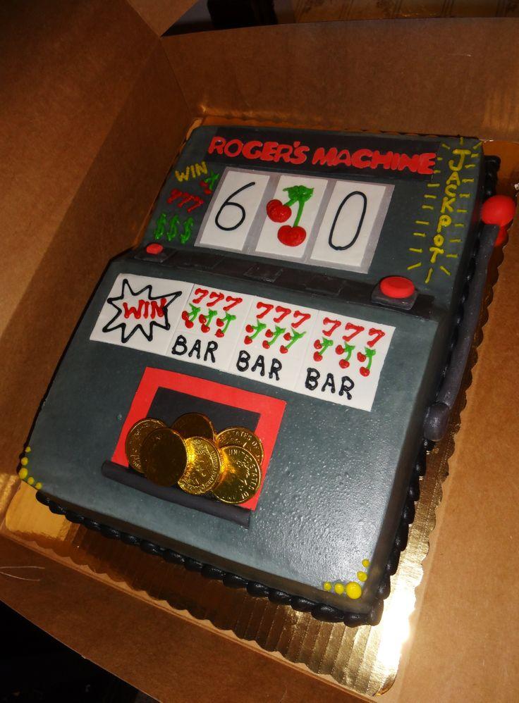 Slot Machine Cake Images