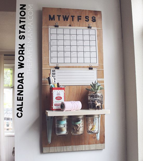 Brilliant Office Organization Ideas: 17 Best Images About Calendar On Pinterest