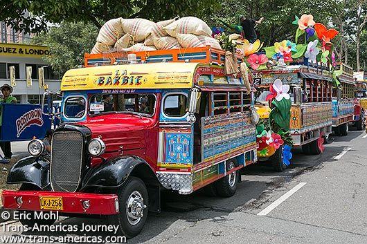 chiva bus Archives | Trans-Americas JourneyTrans-Americas Journey