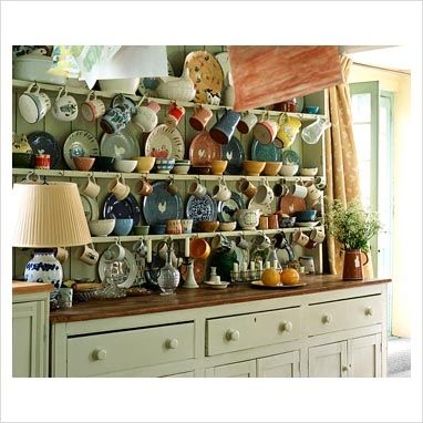Gorgous Colour Gorgeous Everything I Would Love An Old English Dresser Like This To