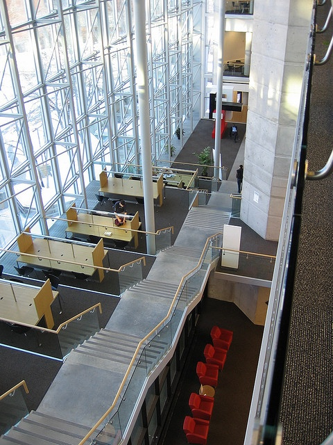 Millenium Library, Winnipeg