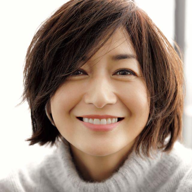 50代憧れヘアスタイル 髪型 エクラモデルズ 富岡佳子さん Rinaさん