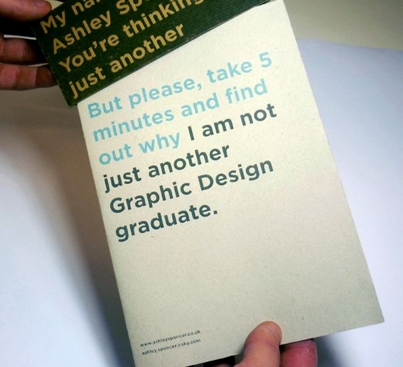 Curriculum Vitae / Resume by Ashley Spencer, via Behance