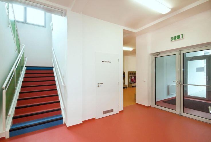 Základní škola v Uhříněvsi, Praha, CZ   koma-modular.cz