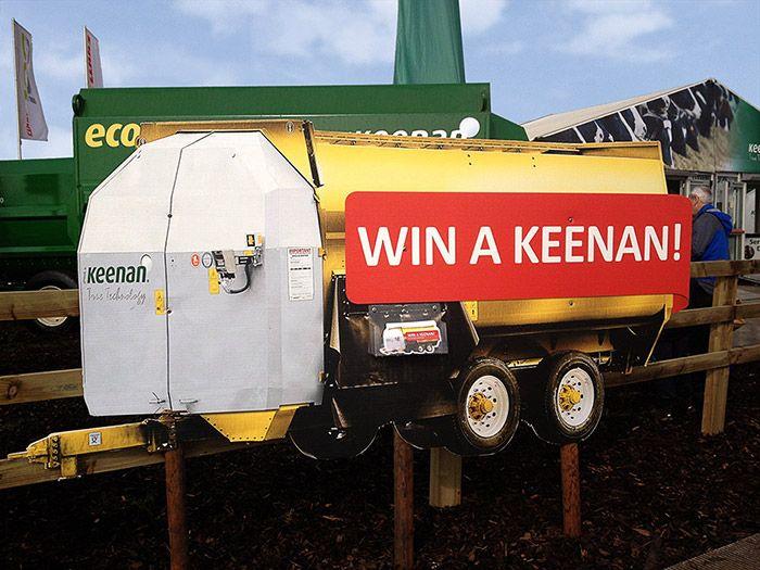 Richard Keenan  Co. Ltd. - Die-cut Signage