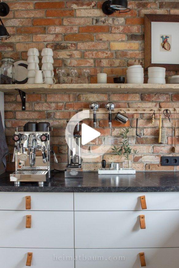 Der neue Urban Industrial Style in der Küche in 2020 ...