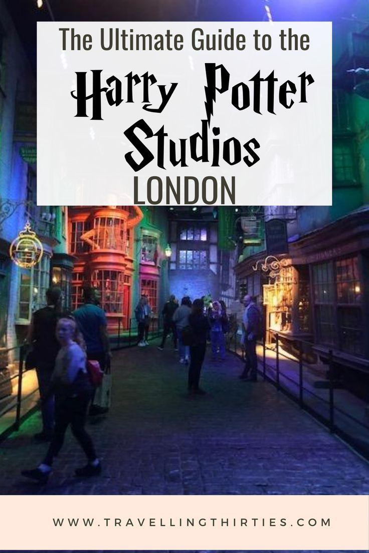 438a6b84a7c580188fb5286289257391 - How Do I Get To Harry Potter World From London By Train