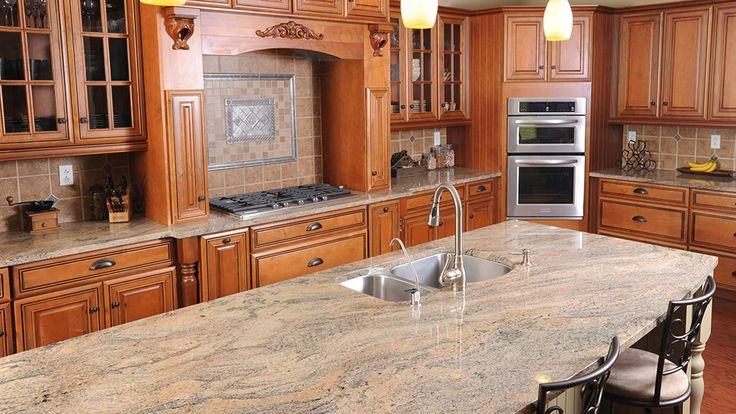 Best India Juparana Colombo Granite Countertops For