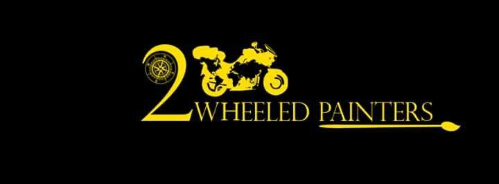 Follow us on youtube: 2 Wheeled Painters