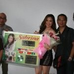 Asia's Acoustic Sweetheart SABRINA Receives Special Recognition from MCA Music