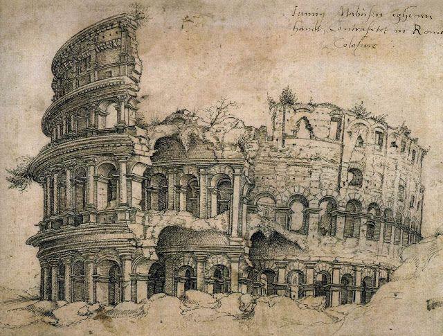 Κολοσσιαίο από την δυτική πλευρά (1509)