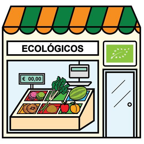 Pictogramas ARASAAC - Tienda de productos ecológicos.