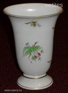 Herendi porcelán váza - 1300 Ft