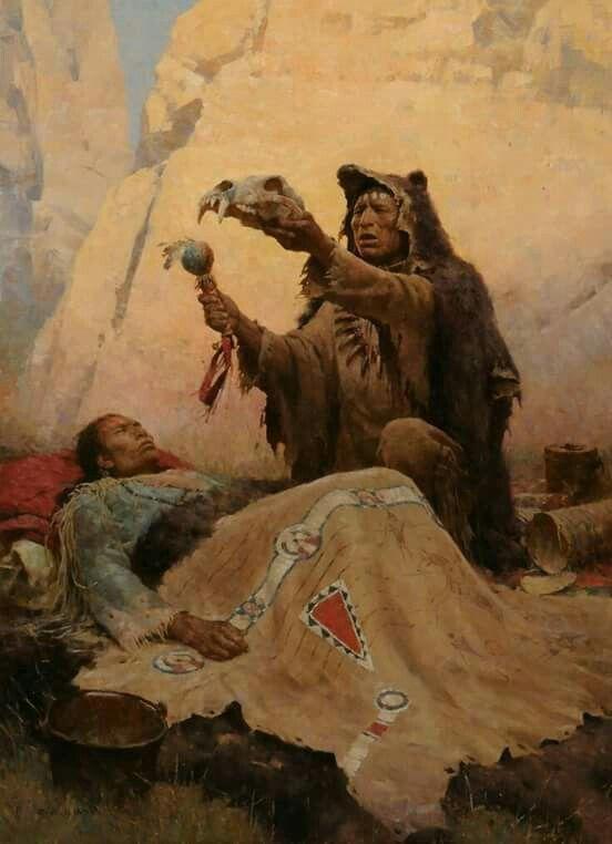 Culture and medicine men